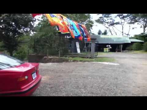 Video Souvenir tarcoles costa rica