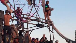 Lee Burridge @ Robot Heart, Burning Man 2018, Epic Sunrise Set
