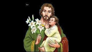 Sacro Manto Di S. Giuseppe    Da Pregarsi Per 30 Giorni
