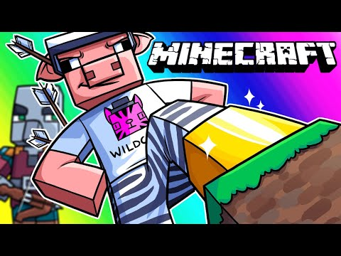 Minecraft Funny Moments – The Hardest Game I've Ever Played!