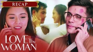 Jia and David's relationship starts to blossom | Love Thy Woman Recap (With Eng Subs)