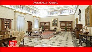 Audiência Geral 14 de abril de 2021 Papa Francisco