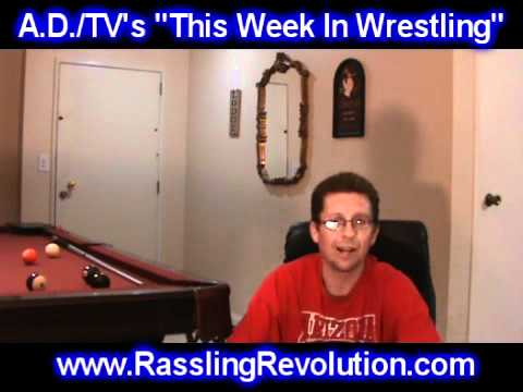 """""""This Week In Wrestling"""" TNA Impact 3/24/11 & WWE Smackdown 3/25/11 Review Part 2 of 2 A.D./TV"""