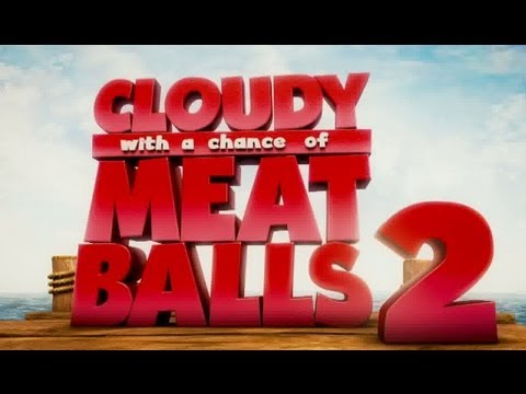 Cloudy With A Chance Of Meatballs 2 - International Trailer - HD