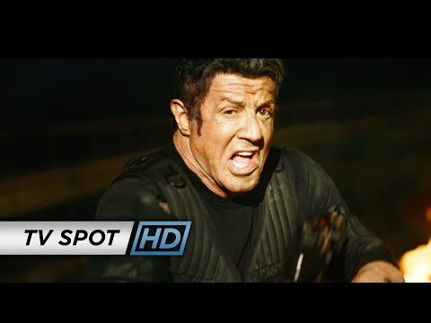 The Expendables 3 TV Spot 'Action Event'