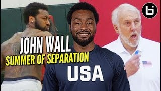 John Wall Responds to THE MEME + USA Mini-Camp & More!! Summer of Separation /// Episode 2