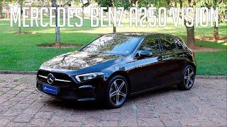 Avaliação: Mercedes-Benz A250 Vision
