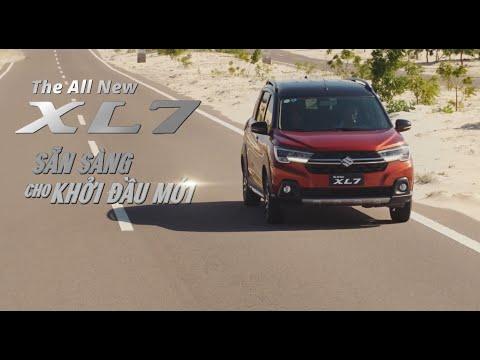 Suzuki XL7 TVC - Cùng Hoàng Bách Sẵn Sàng Cho Khởi Đầu Mới
