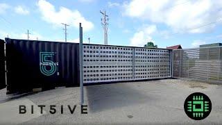 Crypto Mining Container zum Verkauf