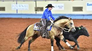 A Judge's Perspective: 2017 AQHA World Junior Working Cow Horse World Champion
