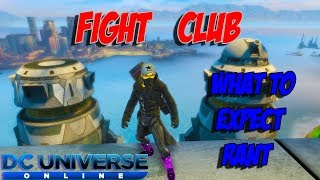 What PVP Is Like in DCUO in 2019 if you Wanted to Know...