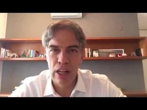 Ricardo Amorim aborda o combate à corrupção