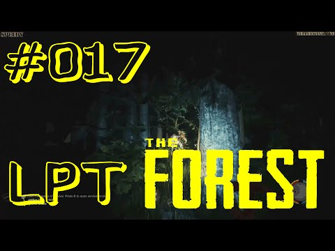 THE FOREST [HD] #017 - LPT - Ich bin ein Baumstamm ★ Let's Play Together The Forest