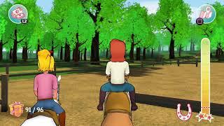 Bibi & Tina auf dem Martinshof - PS4 Gameplay deutsch