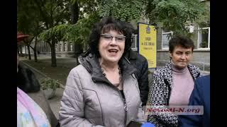 День партизанской славы в Николаеве отмечали и сами партизаны