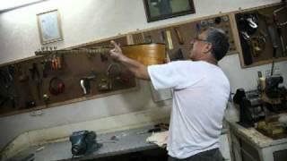 Ashegh Imran عاشیق ایمران نوازنده و سازنده ساز آذری قوپوز