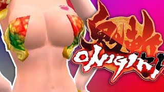 NUT BUSTER RETURNS! (Funny Gaming Moments) Onigiri Weeb Gameplay! Part 2