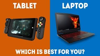 Tablet vs Laptop - Which Is Better for You? [Simple Guide]