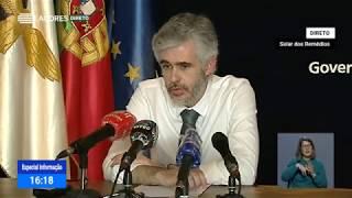 29/04: Ponto de Situação da Autoridade de Saúde Regional sobre o Coronavírus nos Açores