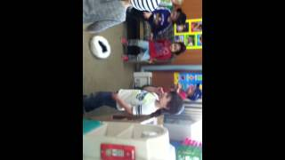 Dramatic Play In Preschool Center!