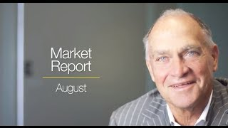 What happened to the markets in August 2013?