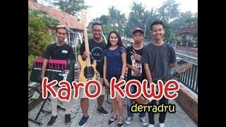 DERRADRU Official   Karo Kowe (official Musik Video)