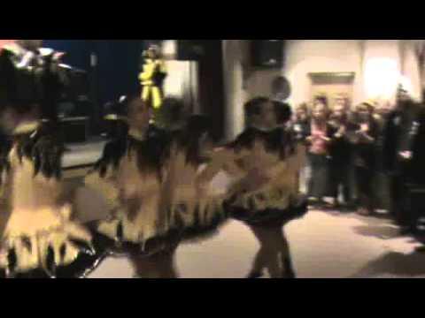 Dans garde Vortum-Mullem - begin carnavals seizoen 2010-2011