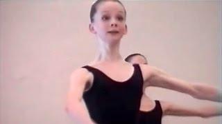 Evgenia Obraztsova - Vaganova Class, 3rd and 5th Year