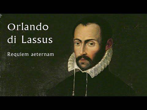 Мужской хор Оптина Пустынь. Орландо Лассо (1532-1594). Реквием