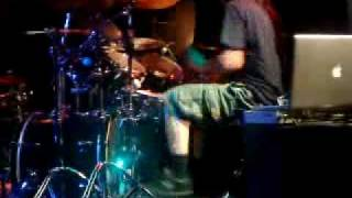 Daniel Erlandsson (Arch Enemy) - Silent Wars at Pearl Drum Clinic