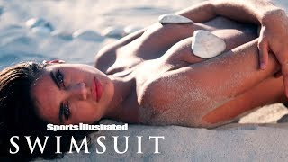 Sara Sampaio Wears Nothing But Seashells By The Seashore | Sports Illustrated Swimsuit