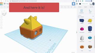 TinkerCAD tricks