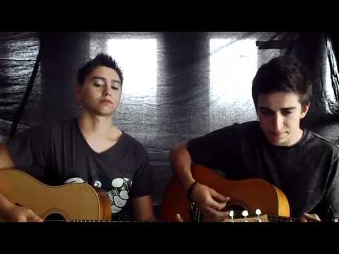 Search My Heart - Hillsong United (Ponder acoustic cover)