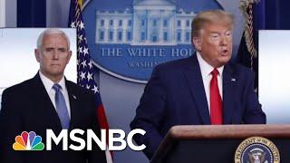 Why Trump Should Urge Stay-At-Home Order In Florida   Morning Joe   MSNBC
