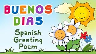 Buenos días: Spanish Greeting Song