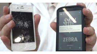 Introducing the Zebra Technologies TC70 (Symbol) - Most