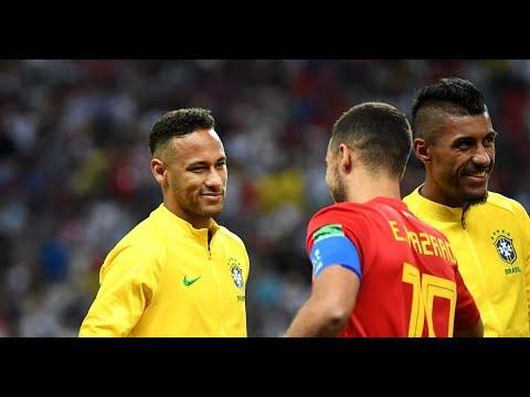 Eden Hazard Vs. Neymar Jr. - who is better? - Skills & Goals 2018