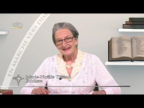 24e dimanche ordinaire A - 2e lecture