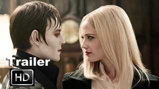 "Фильм ""Мрачные тени"", ролевая игра., TRAILER: 'Dark Shadows', Vampire Johnny Depp As Barnabas Collins: ENTV"