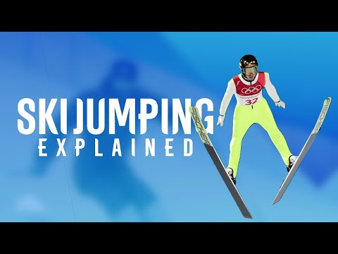 Sports Explainer: How Ski Jumping Works | Eurosport