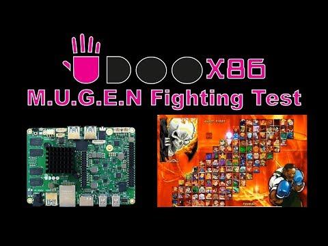 Udoo X86 Emulation Test N64 GameCube PSP Sega Saturn And