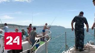 После ЧП в Анапе на Черном море проверят все водные аттракционы