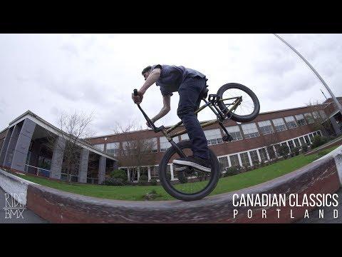 BMX - CANADIAN CLASSICS - PORTLAND