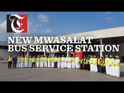 Video: New Mwasalat bus service station to provide jobs for more than 200 Omanis