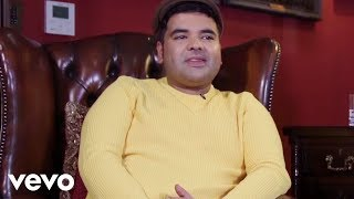 Naughty Boy Meets Emeli And Rahat (The Making Of Bungee Jumping)