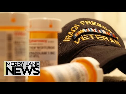 Curing with Cannabis: How Marijuana Helps Veterans With PTSD | MERRY JANE News