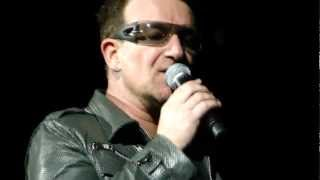 U2 In A Little While (Live from Sao Paulo) [Multicam 720p by MekVox with Gound Up's Audio]