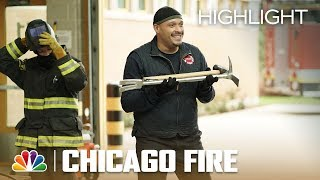 Chicago Fire    Slamigan To The Rescue (Episode Highlight)