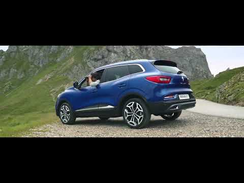 Renault  Kadjar Кроссовер класса J - рекламное видео 2