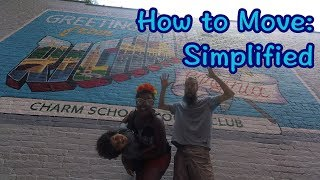 How To Move: Simplified